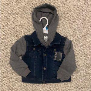 Okie Dokie 24 month denim jacket